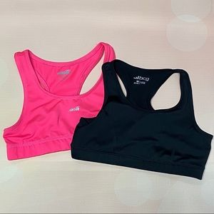 BDG  And Aviva Sport Bra Set of 2 Kids